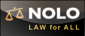 Nolo Homepage