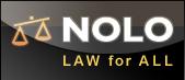 Nolo Homepage