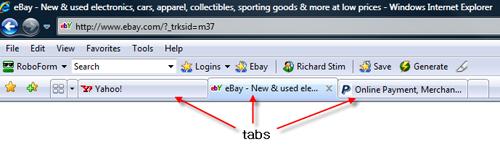 Tab Browser